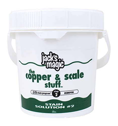 Jack's Magic Stain Solution, Copper & Scale Stuff, 5 lb