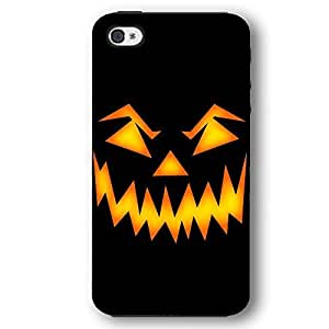 Halloween Scary Jack-O-Lantern Face For SamSung Galaxy S3 Case Cover Armor Phone Case
