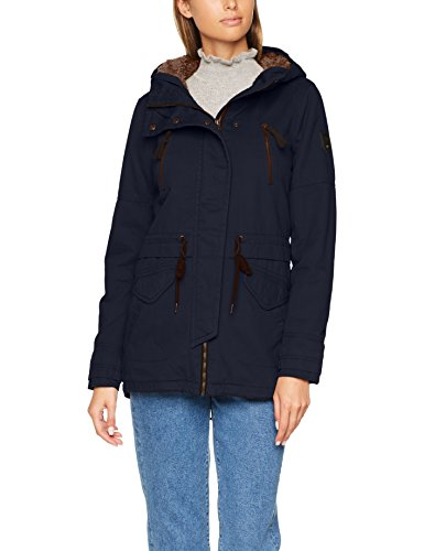 Canvas Bleu Jacket Parka Otw Femme Aw Only Captain Sky Cc Sky Captain Onlleeona 4gqn8wAER