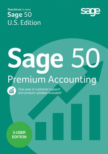 Sage 50 Premium Accounting 2015 3-user [Download]