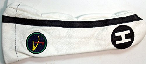 Stitch Golf Club Leather RACER H Rescue HEADCOVER Eagle Point 2017 Wells Fargo by Stitch (Image #2)