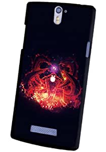 OPPO X909 HARD CASE anime NARUTO(v130600272)