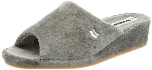 Romika Women's Paris 63055 58 100 Slippers Grey (Anthrazit 700)