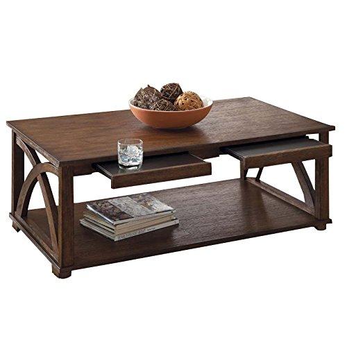 Chesapeake Bay Rectangular Sunset Coffee Table For Sale