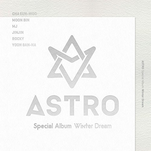 CD : Astro - Winter Dream: Special Album (Asia - Import)