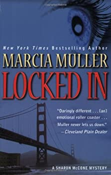 Locked in 0446400491 Book Cover