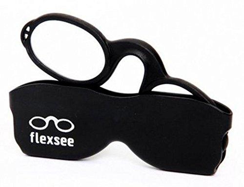 Flexsee Retro +2 Pince-nez Reading - Reading Stickers Bifocal