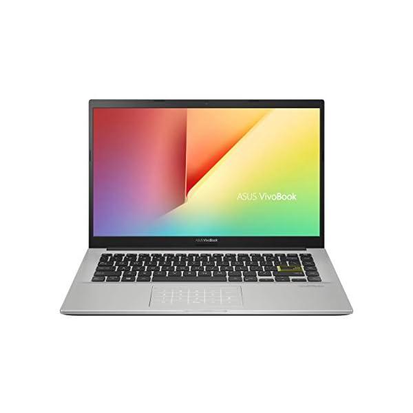 "ASUS Vivobook S S413IA-EK571T PC Portable 14"" FHD (R5 4500U, RAM 8G, 256G SSD PCIE, W10) Clavier AZERTY Français"
