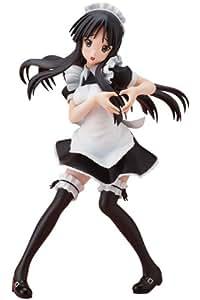Mio Akiyama Maid 1/8 Scale K-ON! Figure [Toy] (japan import)