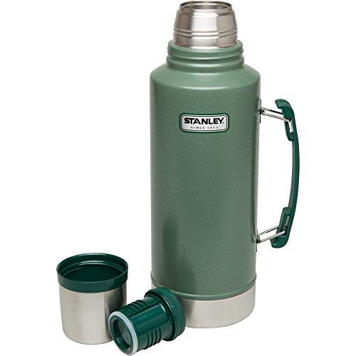 Stanley Classic Vacuum Bottle 2QT Hammertone Green