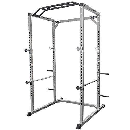 Valor Fitness BD-33 Heavy Duty Power Cage Multi-Grip Chin-Up Bar Review