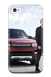 For Iphone 5/5S Case Cover Bumper PC Skin Cover For The World Is Not Enough James Bond 007 Accessories