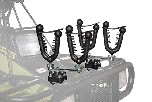 All Rite Products Pack Rack Pro Double ATV Gun & Bow Rack - PMP2