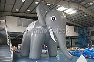 inflatable4less 20ft Inflatable Elephant
