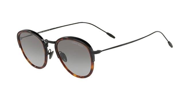 Armani 0AR6068, Gafas de Sol para Hombre, Red Havana, 50 ...