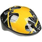 Kids Batman Cycling Bike Helmet Yellow & Black 52-56cm