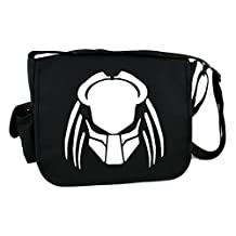 Predator Science Fiction Horror Messenger Bag Cross Body Alien Cosplay