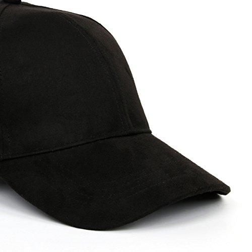 Cusfull verde Las Negro gorras claro de béisbol rqrPFpw