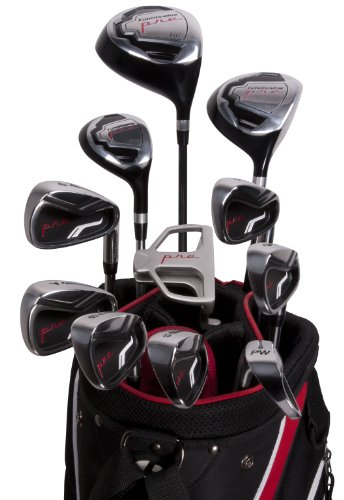 Pinemeadow PRE Men's 16-Piece Complete Golf Set