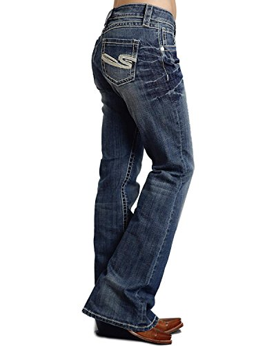 Buy white stitch jeans womens