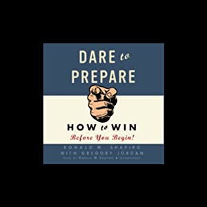 Dare to Prepare Audiobook