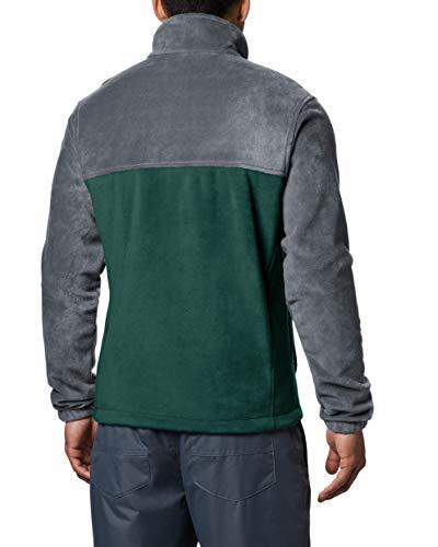 Mountain Ivy 0 Men Jacket Graphite Dark Fleece Steens Columbia 2 4FSqwRfnx