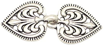 clasp Dirndl metal button 1 Metal robe hook buckle robe clasp Oktoberfest Bayern closure Middle Ages