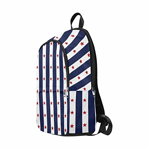 3 School InterestPrint Laptop Daypack Bookbag Multi College Shoulder Bag Backpack qUqCwTvz