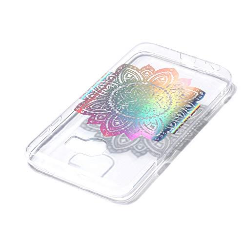 Motif Coque Silicone J4 Galaxy Avec Mince Soft Étui 2018 Tpu Transparent Lotus Pour Etui Herbests Crystal ultra Housse Clear HvnBff4