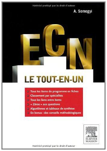 ECN Le Tout-en-un (French Edition)