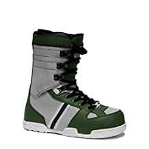 Celsius Sonic Men's Snowboard Boots (Soft, Trad Lace, Jake OE's Pro Model)