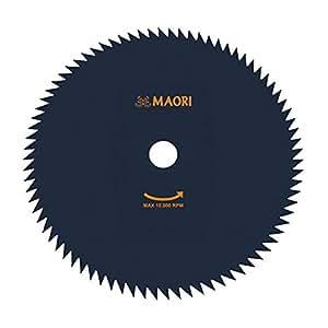 Discos para Desbrozadoras acero diámetro 255 mm