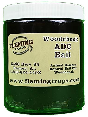 - Fleming Traps Groundhog/Woodchuck ADC Bait - 6 oz.