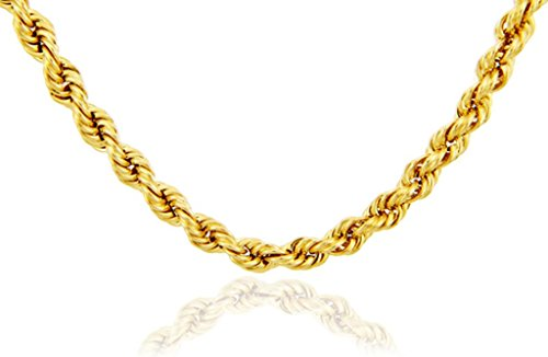 Gold Chains and Necklaces - Rope Ultra L - Ultra Diamonds White Gold Necklace Shopping Results