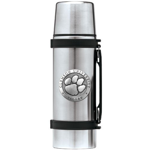 Heritage Pewter Clemson Tigers Thermos