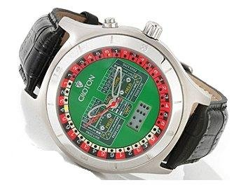 Croton roulette wheel watch cleos vip room casino no deposit codes