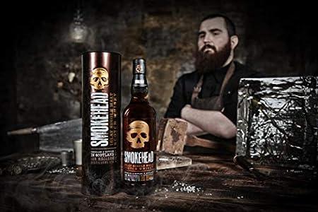 Smokehead The Rock Edition Islay Single Malt Scotch Whisky - 700 ml