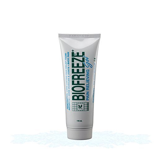 Biofreeze Tube 4oz by Biofreeze (4 Tube Biofreeze Ounce)