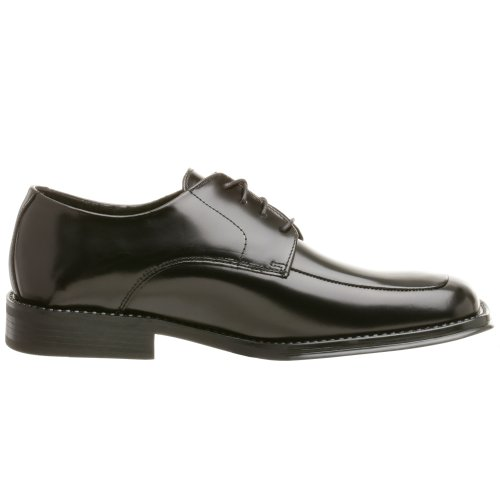 Kenneth Cole Reaktion Mens Sim-plicity Oxford Svart