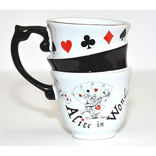 Cardew Design Alice Through The Looking Glass Mug 15oz