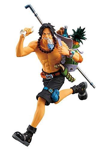 Banpresto One Piece Mania Produced Seriously! Podogasu .D.Ace Figure