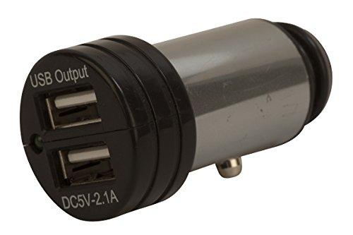 Sea-Dog 426512-1 Double USB Power Plug by Sea Dog Line