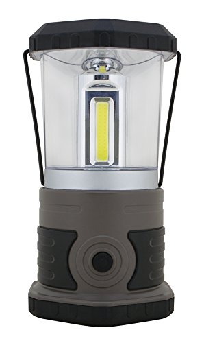 (Performance Tool Black ATAK 403, 1000 Lumen Ultra Bright COB LED Rechargeable Camping Lantern)