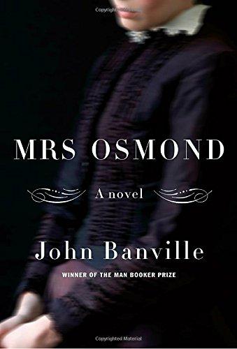 Book Cover: Mrs. Osmond : a novel