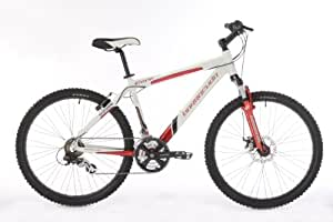 Barracuda BAR1107 - Bicicleta de montaña para hombre, talla L (173-182 cm), color rojo