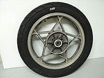 Amazon com: Suzuki GS550 GS 550#5158 Aluminum Rear Wheel