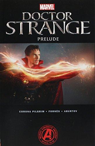 Marvel's Doctor Strange Prelude Book