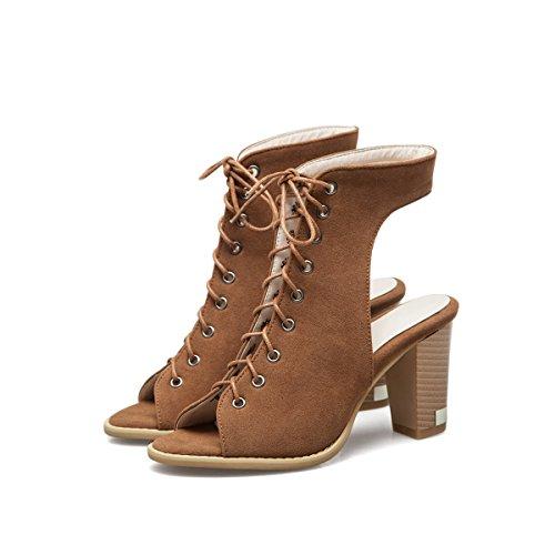 Zapatos de Piel sint de Mujer xHw0xP