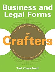 Business and Legal Forms for Crafters