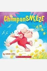 Chimpansneeze by Aaron zenz(1905-07-01) Paperback